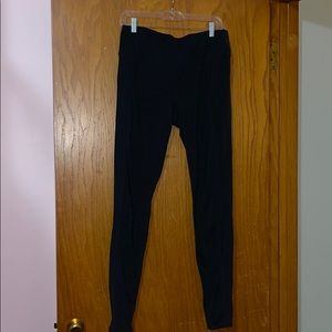 Athleta contender full length leggings tights TALL